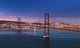 Pont 25 avril Lisbonne Portugal - 80222757
