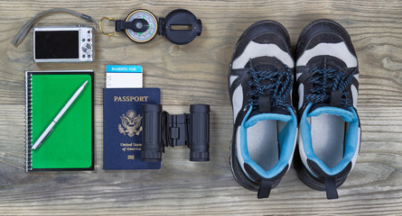 Travel basic accessories