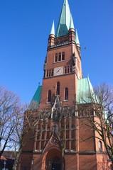 St.Johannis Kirche-V-Hamburg