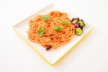 美味しいスパゲティー