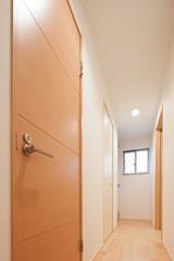 住宅の廊下