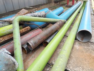 steel pipe scrap
