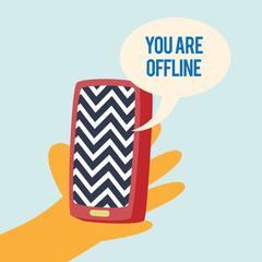 Phone Offline