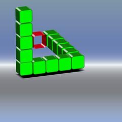 Kreative Gestaltung grün 2