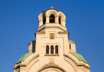 The St. Alexander Nevsky Cathedral, Bulgaria