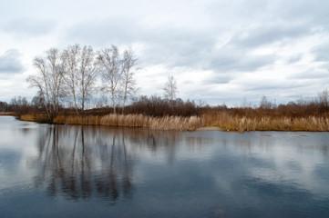Siberian autumn
