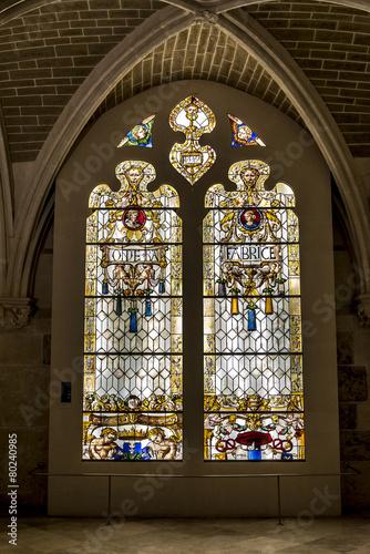 Keuken foto achterwand Antwerpen Burgos catedral