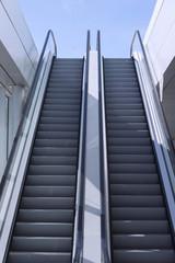 Contemporary escalator