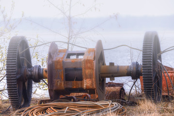 Metal junk