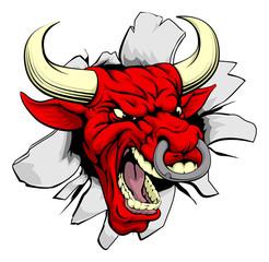 Red bull breakthrough