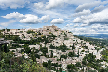 Gordes, one the most beautiful villages of France