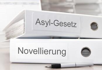 Asyl-Gesetz - Novellierung