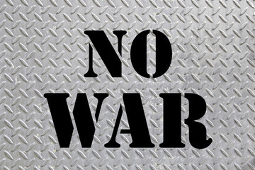 Signal no war