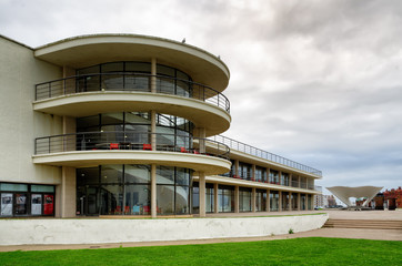De La Warr Pavilion in Bexhill