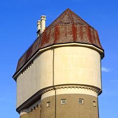 Wasserturm in DUISBURG-RHEINHAUSEN-FRIEMERSHEIM