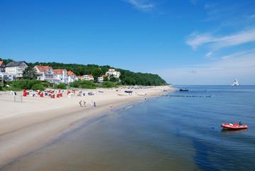 Usedom - Bansiner Strand