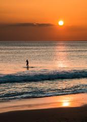 Stand up paddle en Bretagne