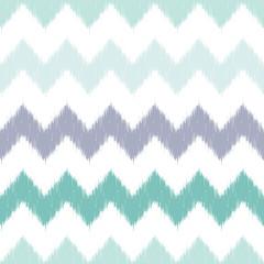Vector seamless ikat pattern