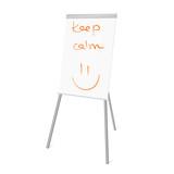 flipchart smiley keep calm I poster