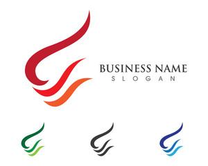 S Fire Logo