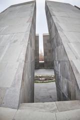 Walls   memorial to the Armenian Genocide