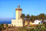 Leuchtturm von Tanger im Königreich Marokko