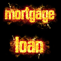 Fire Text Mortgage Loan