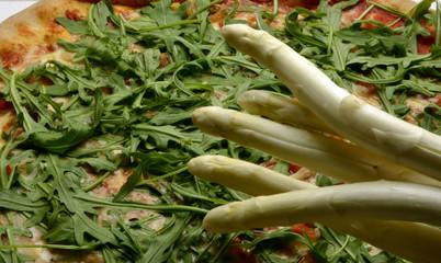 Asparagus officinalis Спаржа лекарственная هليون