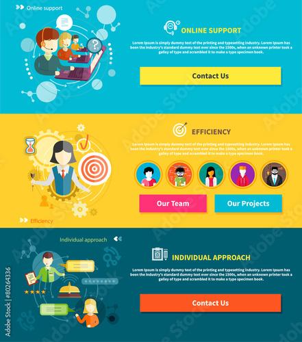 Customer service concept - 80264336