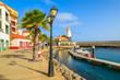 Yacht port on coast of Madeira island, Portugal - 80265905