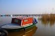 Fischerboot am Neusiedlersee - 80266955