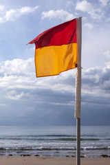 Swimming Flags