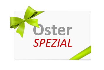 Oster spezial