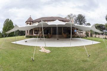 Tent Decor Home Private