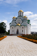 Skeet, Krasnohirskyy monastery, town Zolotonosha, Cherkasy