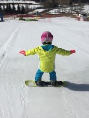 snowboard bambina