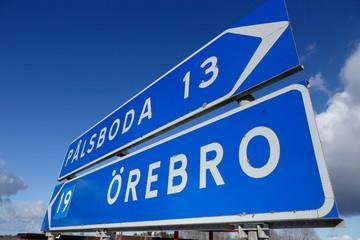 Örebro - Pålsboda