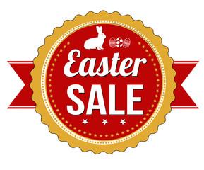 Easter sale badge