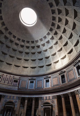 Pantheon of Rome, Italy