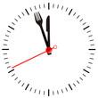Mahlzeit Mittagspause  #150322-18 - 80279547