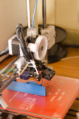 3D Printer side
