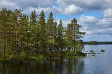 Landscape of Finland