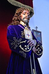 Campo de Criptana, Semana Santa, Cristo de Medinaceli