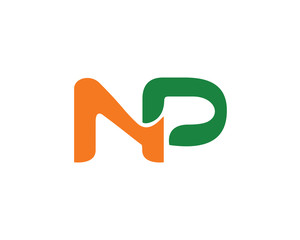 NP Lettermark Logo