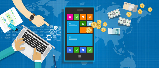 apps economy mobile application development ecosystem