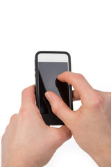 Smartphonegeste - vergrößern/verkleinern
