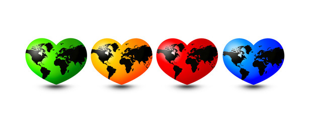 Erde Herz / Earth Heart