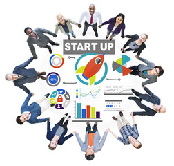 Business Corporate People Start up Support Team Concept