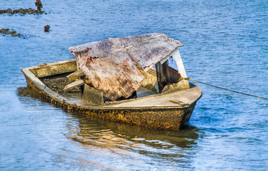 Seen Better Days Boat