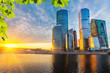 Fototapete Stadt - Skyscraper - Stadt allgemein